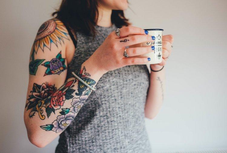 Самая идеальная и стильная татуировка по знаку Зодиака