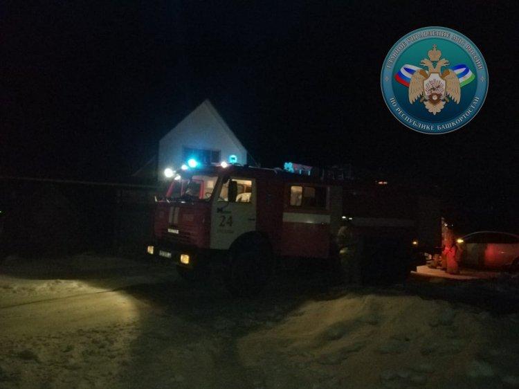 Трагический пожар в Башкирии: пострадали три маленьких мальчика