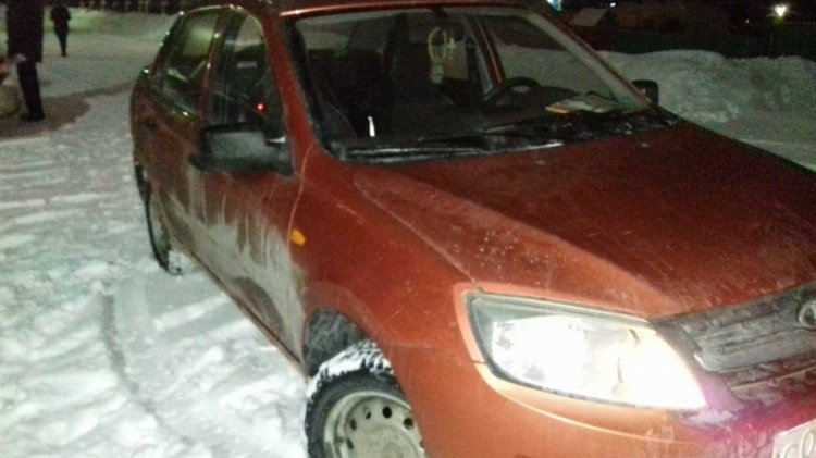 В Башкирии автомобиль сбил 5-летнего ребенка
