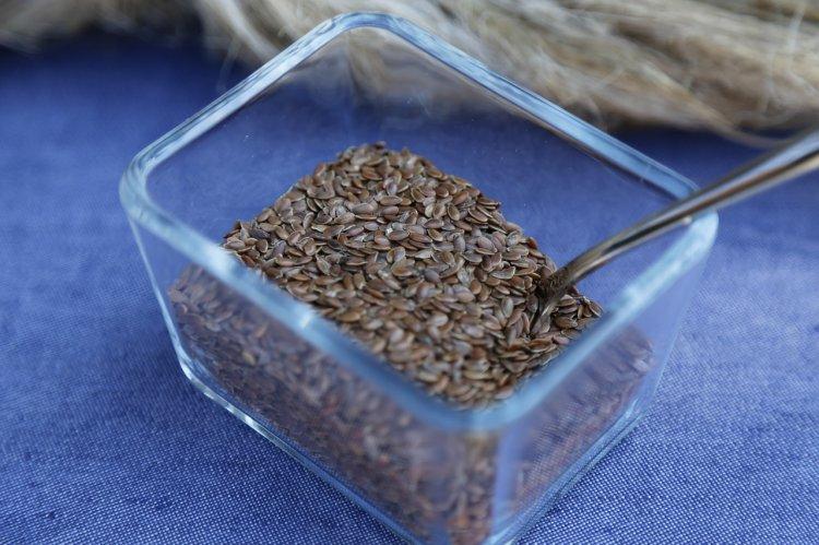 Ученые рассказали о вреде употребления семян льна
