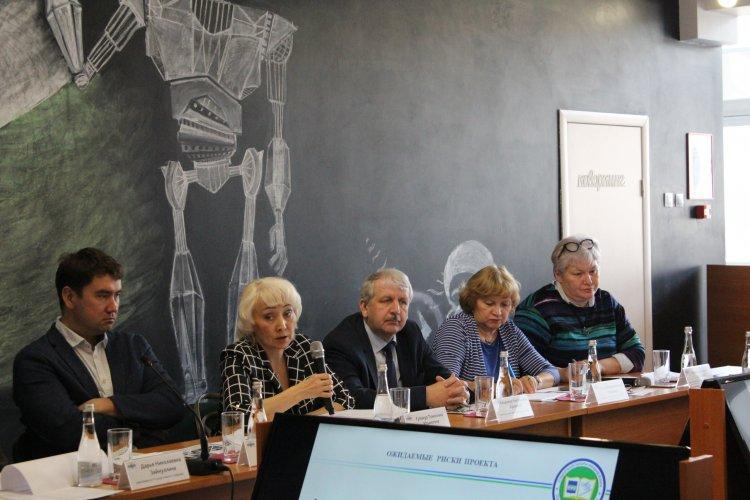 В Стерлитамакском филиале БашГУ состоялось выездное заседание Курултая