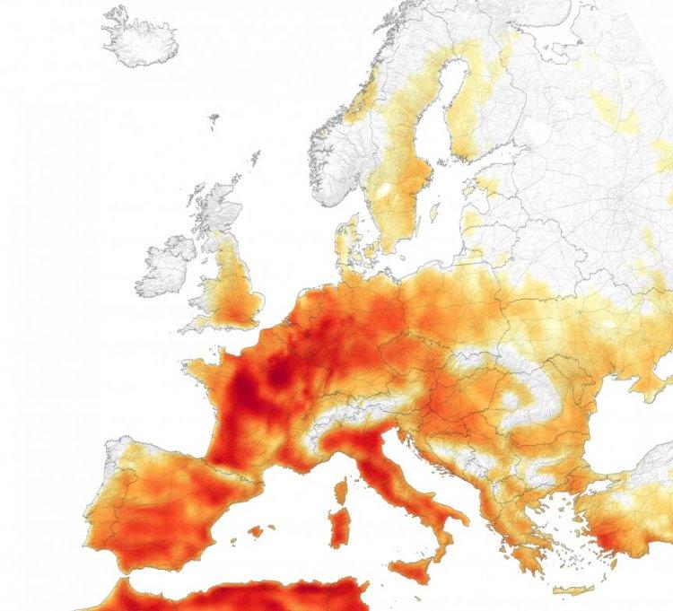 Более миллиарда человек пострадают от жары