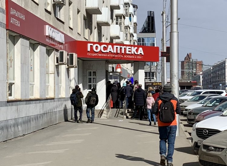 Коронавирус: В аптеки Башкирии поступило 200 тысяч масок