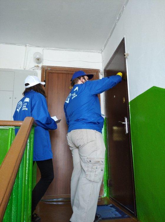 Молодогвардейцы и волонтеры Стерлитамака оказывают адресную помощь пожилым людям