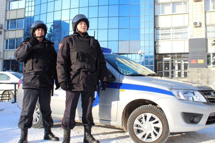 В Башкирии росгвардейцы задержали пьяного мужчину, напавшего с ножом на знакомого