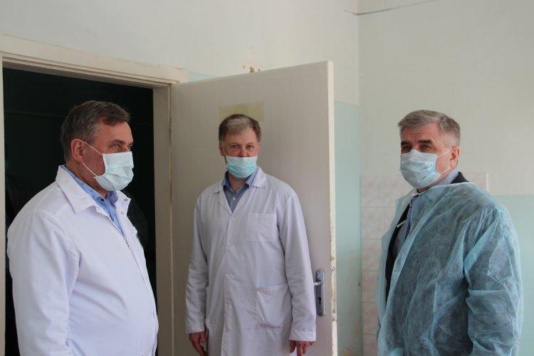 Уфимские больницы, перепрофилированные под инфекционные, готовы к приему больных коронавирусом