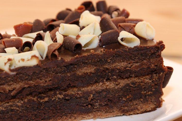 Домашний шоколадный торт: просто, быстро и очень вкусно