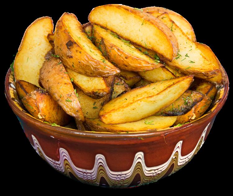 Картофель по-деревенски: Готовить только так, иначе будет не так вкусно!
