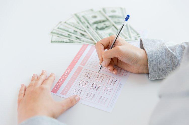 Уфимец выиграл в государственную лотерею почти миллион рублей