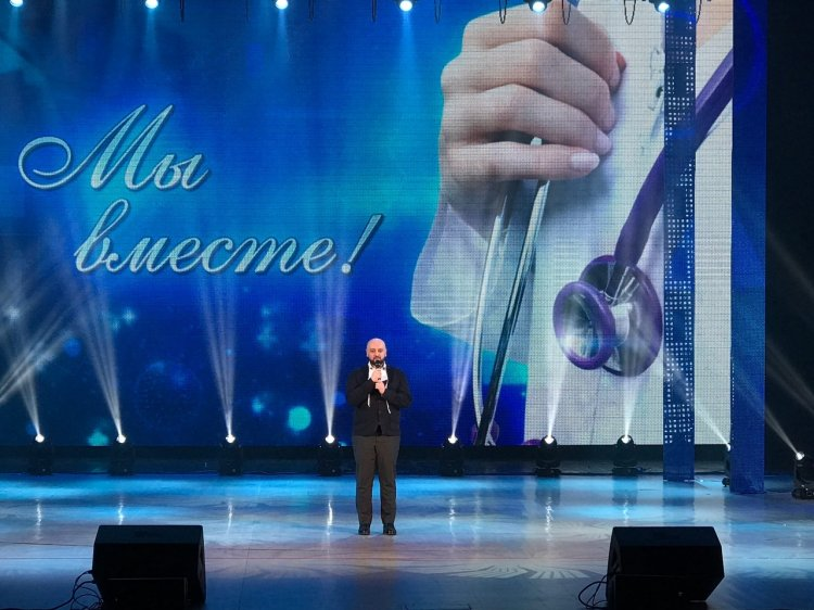 Звезды башкирской страды провели онлайн концерт «Спасибо врачам»