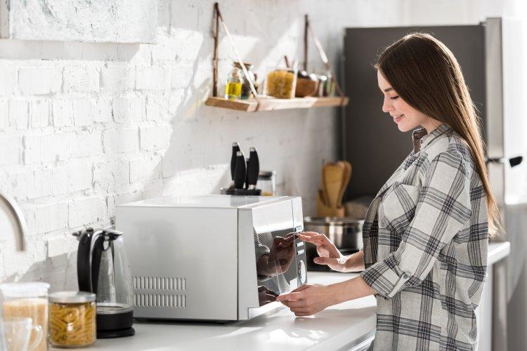 Опасны ли для человека излучения от микроволновой печи