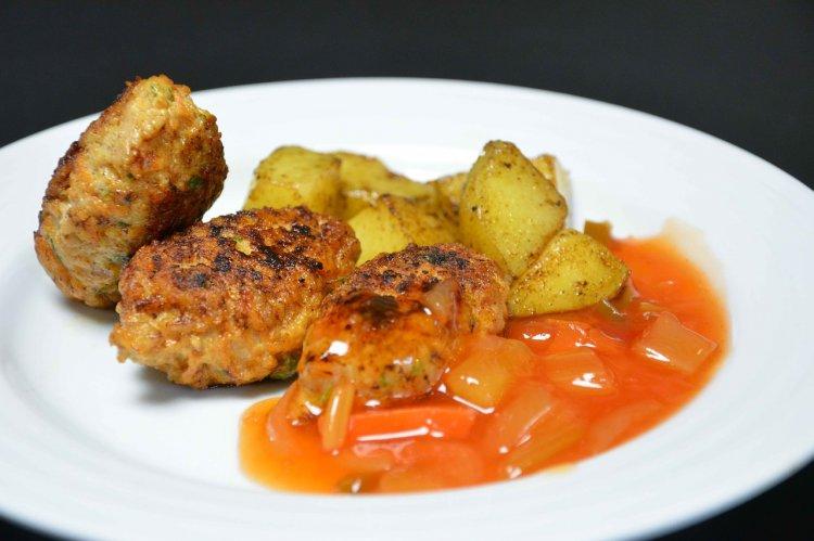 3 вкусных рецепта мясных фрикаделек, понравятся мужу и детям