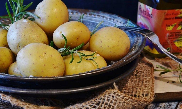 Что происходит с телом, когда вы едите картофель?
