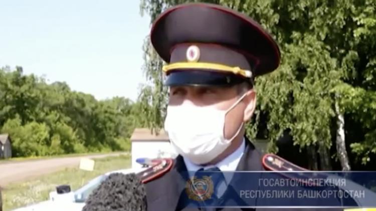 Безопасность пассажирских перевозок находится под особым контролем Госавтоинспекции Башкирии