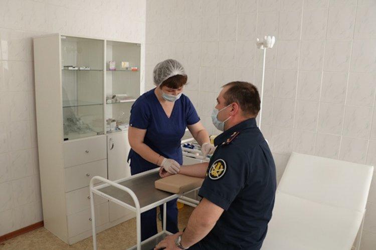В Башкирии для осужденных заработала лаборатория по тестированию на COVID-19