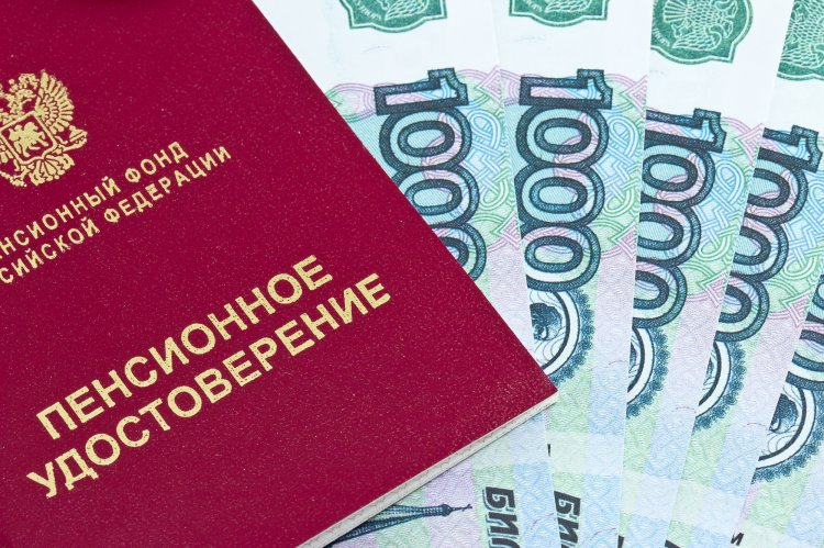 Назван средний размер пенсии в Башкирии