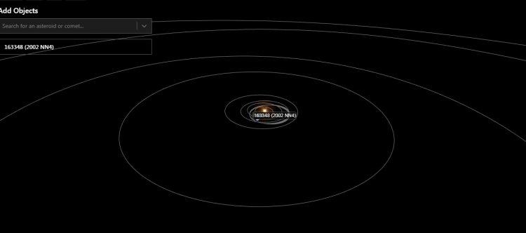 Потенциально опасный астероид приблизится к Земле в ближайшие дни