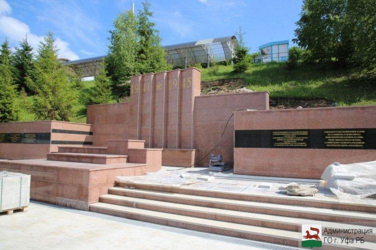 На железнодорожном вокзале Уфы появится новый памятник