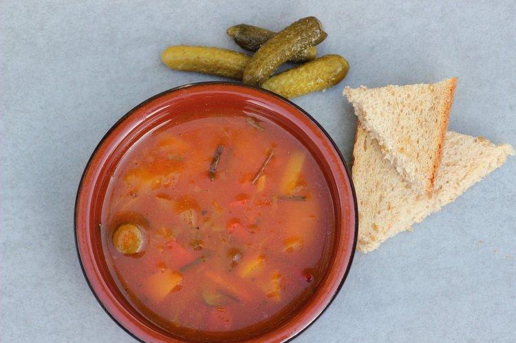 Назван опасный для здоровья суп