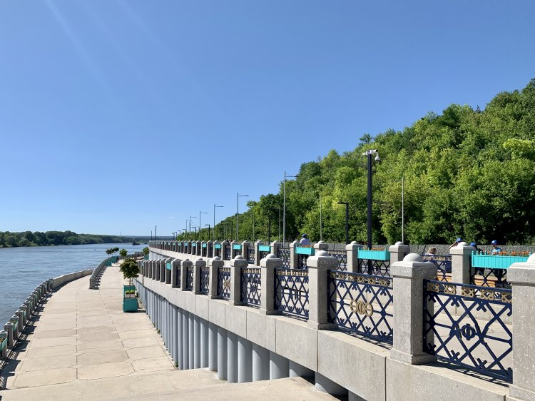 В Уфе установится прохладная для июня погода