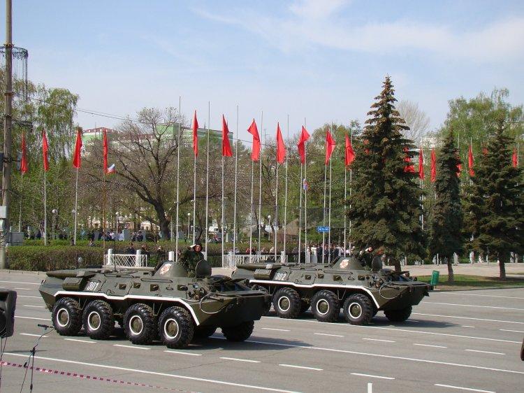 В Башкирии отменен парад Победы, назначенный на 24 июня
