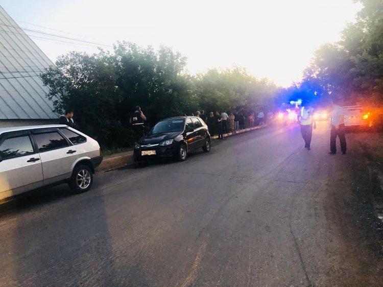 В Стерлитамаке арестован водитель, который в пьяном виде насмерть сбил ребенка