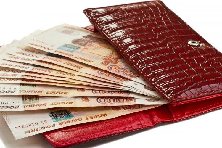 Средняя зарплата в России вырастет на 10 тысяч рублей