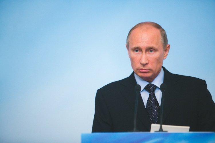 Владимир Путин выступил с обращением к россиянам