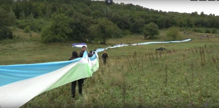 Защитники Куштау приостановили разработку шихана