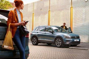 Volkswagen Tiguan – купить, нельзя прогадать!