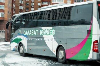 «Салават Юлаев» объявил состав на шестое гостевое турне в КХЛ
