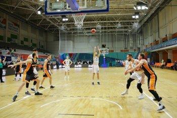 Баскетбольный «Уфимец» одержал важную победу над «Иркутом»