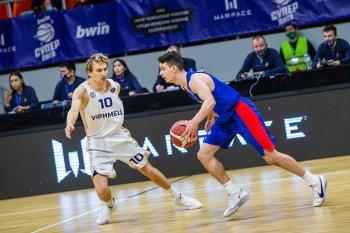 «Уфимец» продолжает борьбу за плей-офф баскетбольной Суперлиги