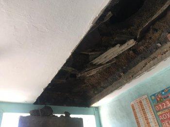 В Башкирии по факту обрушения потолка в школе возбуждено уголовное дело