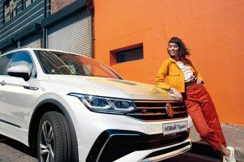 В Стерлитамаке можно купить новый Volkswagen Tiguan с выгодой до 250000 руб
