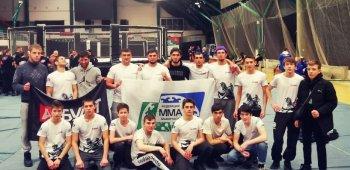 Сборная команда Башкортостана по ММА завоевала в Казани третье место на Чемпионате и Первенстве ПФО по СБЕ (ММА)