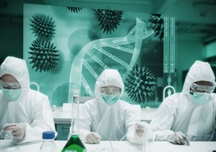 Способ убить коронавирус SARS-CoV-2 за секунду найден учеными из Техаса