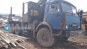 В Башкирии водитель на КамАЗе задавил мужчину
