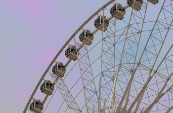 56-метровое колесо обозрения в Уфе выставили на продажу за 67,5 млн рублей