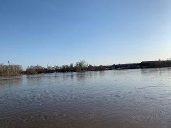 Режим повышенной готовности ввели в Уфе из-за весеннего паводка