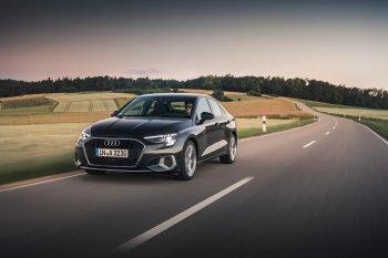 Новые модели Audi A3 Sedan и A3 Sportback появились в России