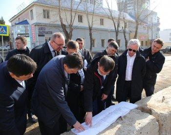 Мэр Уфы Сергей Греков объяснил причину затянувшегося ремонта на улицах Комсомольской и 8 Марта