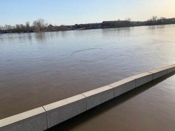 Резкий подъем уровня рек из-за сброса воды на ГЭС ожидается в Уфе