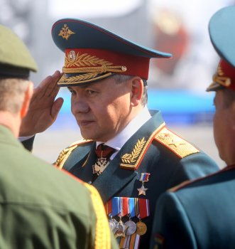 Министр обороны РФ Сергей Шойгу объяснил присвоение ему звания Героя России