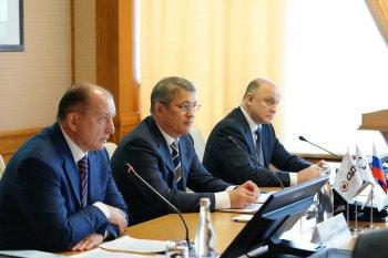 Глава Башкирии Радий Хабиров сообщил, что УМПО будет производить двигатели для«Газпрома»