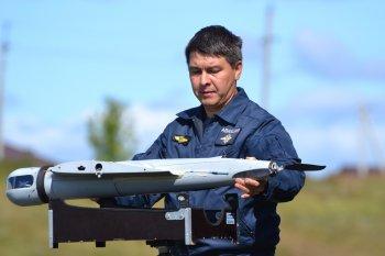 В Башкортостане беспилотная авиация Росгвардии привлекается для борьбы с паводком и пожарами