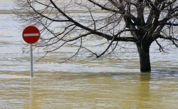 За сутки значительно выросло количество подтопленных территорий в Башкирии