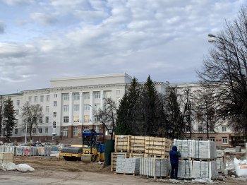 Проект реконструкции Советской площади в историческом центре Уфы будет пересмотрен