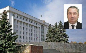 Помощником Главы Башкирии назначен Алан Марзаев
