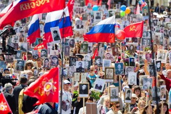 Шествие «Бессмертный полк» пройдет в России в онлайн-формате 9 мая